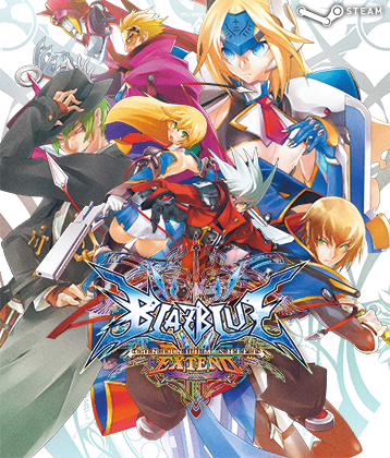BlazBlue:Continuum Shift Extend