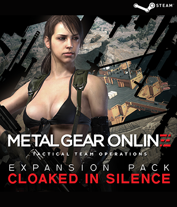 MGS V TPP MGO DLC EXPANSION PACK 「CLOAKED IN SILENCE」