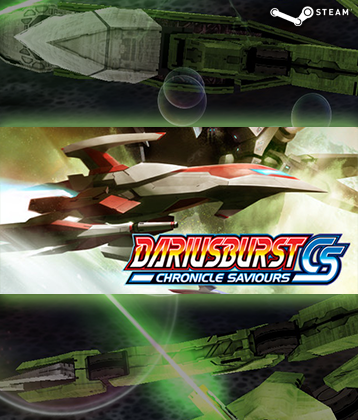 DARIUSBURST Chronicle Saviours(SteamR)