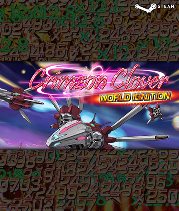Crimzon Clover WORLD IGNITION(SteamR)
