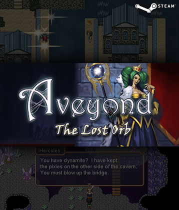Aveyond: The Lost Orb (英語版)