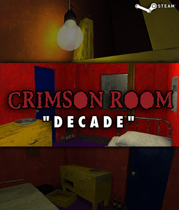 CRIMSON ROOMR DECADE