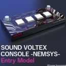 【再販】SOUND VOLTEX CONSOLE -NEMSYS- Entry Model