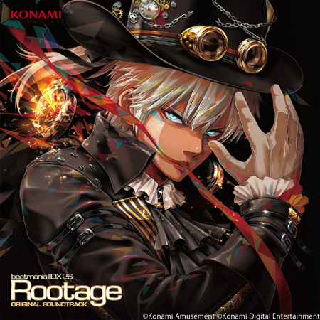 【9月以降お届け分】beatmania IIDX 26 Rootage ORIGINAL SOUNDTRACK 20th Anniversary Edition(CD)