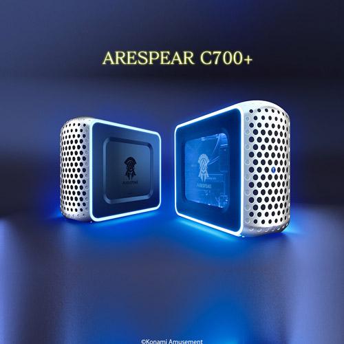 ゲーミングPC ハイクラス+/ARESPEAR C700+(パソコン本体)
