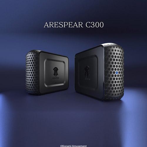 ゲーミングPC スタンダードクラス/ARESPEAR C300(パソコン本体)