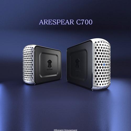 ゲーミングPC ハイクラス/ARESPEAR C700(パソコン本体)
