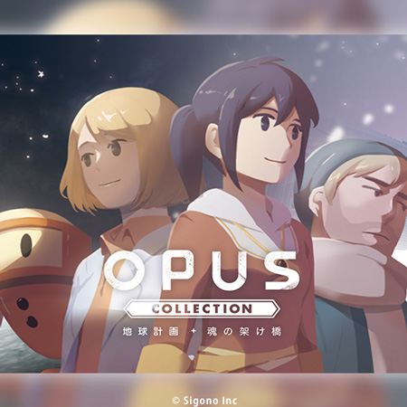 OPUS COLLECTION(Nintendo Switch)