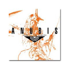 ANUBIS ZONE OF THE ENDERS ORIGINAL SOUNDTRACK(CD)