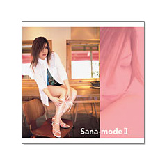Sana 3rd album「Sana-mode II~pop'n music & beatmania moments~」
