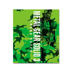 Snake Eater song from METAL GEAR SOLID 3通常版(CD)