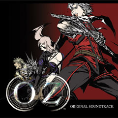 【通常版】OZ ORIGINAL SOUNDTRACK (CD)