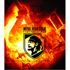 METAL GEAR SOLID PORTABLE OPS ORIGINAL SOUNDTRACK (CD)