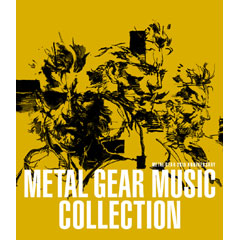 METAL GEAR 20th ANNIVERSARY METAL GEAR MUSIC COLLECTION(CD)