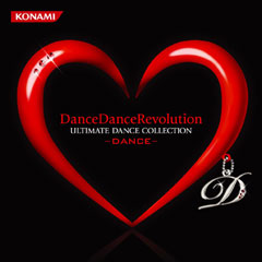 DanceDanceRevolution ULTIMATE DANCE COLLECTION ~DANCE~(CD)