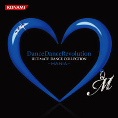 DanceDanceRevolution ULTIMATE DANCE COLLECTION ~MANIA~