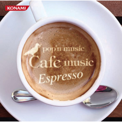 pop'n music Cafe music Espresso(CD)