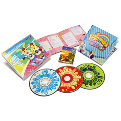 コナミスタイル限定「pop'n music 19 TUNE STREET original soundtrack」(CD)