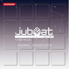 jubeat copious ORIGINAL SOUNDTRACK(CD)