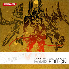 ZONE OF THE ENDERS ReMIX EDITION(CD)