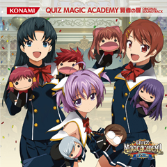 QUIZ MAGIC ACADEMY 賢者の扉 ORIGINAL SOUNDTRACK(CD)