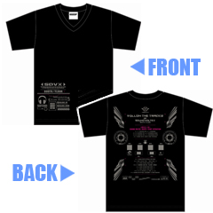 KAC2012 SOUND VOLTEX BOOTH Tシャツ(M)