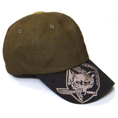 METAL GEAR 25th TACTICAL CAP