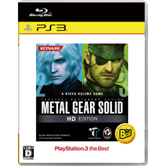 METAL GEAR SOLID HD EDITION PlayStation®3 the Best(PS3)