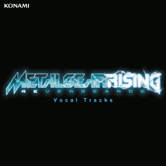 METAL GEAR RISING REVENGEANCE Vocal Tracks(CD)