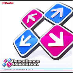 DanceDanceRevolution Original Soundtrack Vol.1(CD)