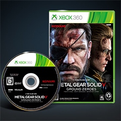 METAL GEAR SOLID V: GROUND ZEROES(Xbox360)