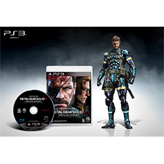 METAL GEAR SOLID V: GROUND ZEROES コナミスタイル限定版(PS3)