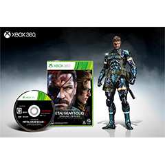 METAL GEAR SOLID V: GROUND ZEROES コナミスタイル限定版(Xbox360)