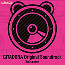 GITADORA Original Soundtrack 3rd season(CD)
