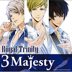 【初回生産限定盤】3 Majesty「Royal Trinity」(CD)