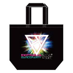 EXIT TUNES DANCE PARTY トートバッグ