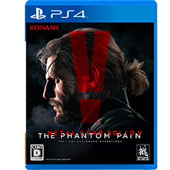 METAL GEAR SOLID V: THE PHANTOM PAIN(PS4)