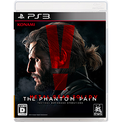 METAL GEAR SOLID V: THE PHANTOM PAIN(PS3)