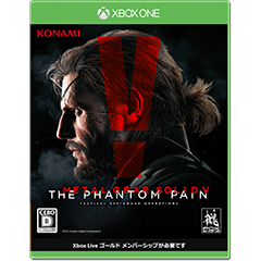 METAL GEAR SOLID V: THE PHANTOM PAIN(Xbox one)