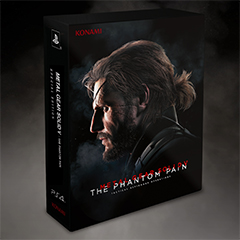 METAL GEAR SOLID V: THE PHANTOM PAIN SPECIAL EDITION(PS4)