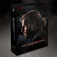 METAL GEAR SOLID V: THE PHANTOM PAIN SPECIAL EDITION(PS3)