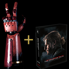 METAL GEAR SOLID V: THE PHANTOM PAIN PREMIUM PACKAGE(PS3)