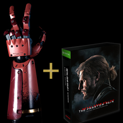 METAL GEAR SOLID V: THE PHANTOM PAIN PREMIUM PACKAGE(Xbox one)