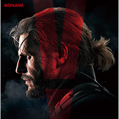 【初回盤】METAL GEAR SOLID V ORIGINAL SOUNDTRACK(CD)