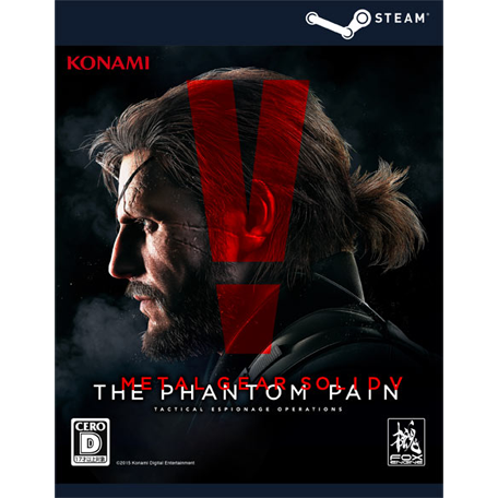METAL GEAR SOLID V: THE PHANTOM PAIN(SteamR)