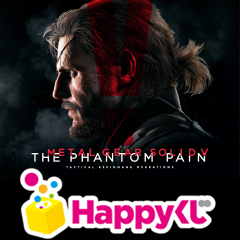 METAL GEAR SOLID V: THE PHANTOM PAIN Happyくじ(1カートン)