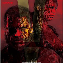 "METAL GEAR SOLID V ORIGINAL SOUNDTRACK ""The Lost Tapes"" 初回生産限定盤(CD)"