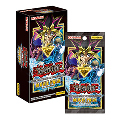 Yu-Gi-Oh! THE DARK SIDE OF DIMENSIONS MOVIE PACK(10Pack)