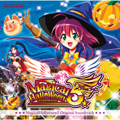 Magical Halloween 5 Original Soundtrack(CD+DVD)
